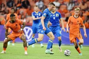 «Бились до кінця»: соцмережі підтримали збірну після драматичного програшу Нідерландам