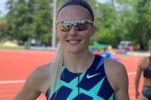 Українська легкоатлетка Ткачук здобула «золото» на турнірі у Женеві