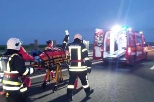Авария микроавтобуса в Румынии: погибли двое украинцев, еще двое – в тяжелом состоянии