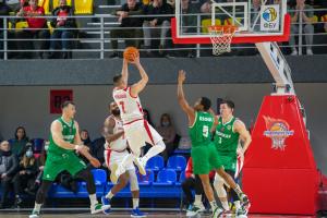 «Прометей» - чемпион Украины по баскетболу