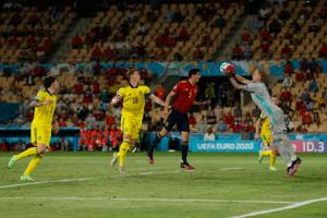 Іспанія і Швеція зіграли внічию в матчі футбольного Євро-2020