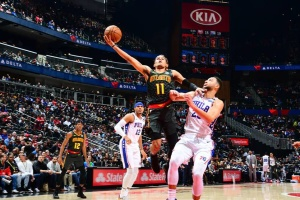 «Атланта» і «Кліпперс» зрівняли серії з «Філадельфією» і «Ютою» в плей-офф НБА