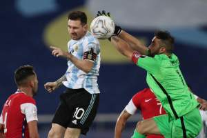 Кубок Америки: Аргентина не зуміла обіграти Чилі