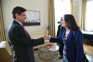 Голова ОБСЄ прибула до Києва