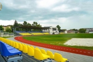 На Львівщині завершили реконструкцію стадіону
