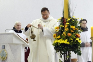 Папа Римський призначив свого представника в Україні