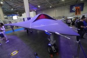 В Киеве презентовали современный боевой дрон, не имеющий аналогов в мире