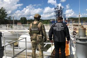 Пограничники разоблачили нелегальное производство топлива на ₴54 миллиона