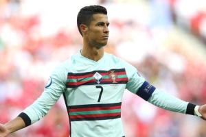 Роналду став найкращим бомбардиром в історії фінальних турнірів чемпіонатів Європи