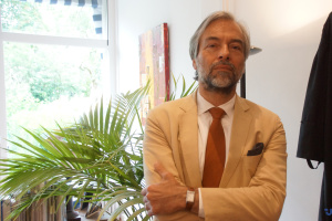 Peter Langstraat, lawyer of family members of MH17 Flight victims