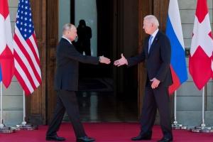 Переговори між Байденом і Путіним у Женеві завершилися