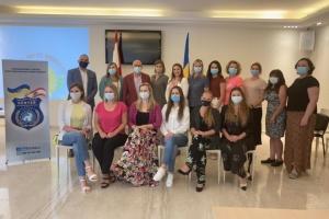 У Лівані відбувся практичний семінар для українок