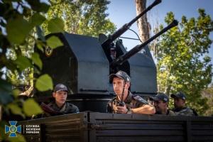 СБУ ловила «диверсантів» у військовій частині на Миколаївщині