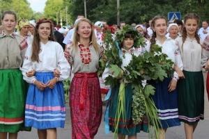 На Поліссі відбудеться фестиваль «Водіння куста»