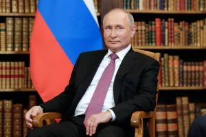 Putin powiedział, że rozmawiał z Bidenem o przystąpieniu Ukrainy do NATO