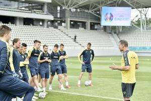Збірна України визначилася із заявкою на матч з Північною Македонією