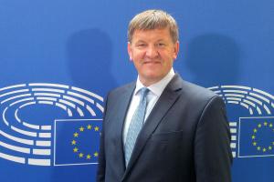 Франц Боговіч, член Європейського парламенту