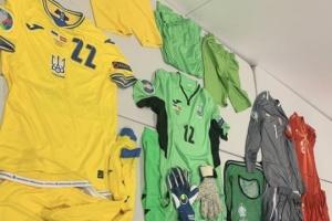 Визначилася форма збірної України на матч Євро з Північною Македонією