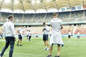 Euro 2020: Las selecciones de Ucrania y Macedonia del Norte se enfrentan hoy