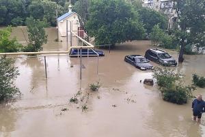Злочинна безвідповідальність окупантів: іншої причина потопу в Криму немає
