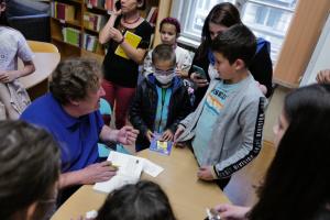 Болгарію з літературним турне відвідав український письменник Іван Андрусяк