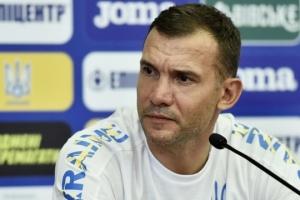 Шевченко: Нам  подзвонив Зеленський і привітав з перемогою