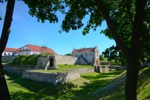 На Тернопільщині до кінця року відреставрують Збаразький замок