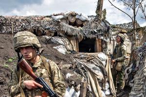 Donbass : neuf violations du cessez-le-feu, un soldat ukrainien blessé
