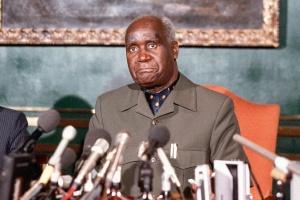 Помер перший президент Замбії Кеннет Каунда