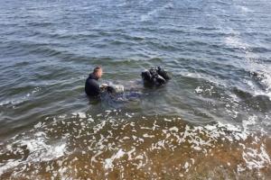 На Харківщині з води дістали тіла двох підлітків