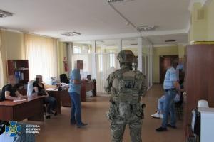 СБУ припинила незаконне захоронення небезпечних відходів на Вінниччині