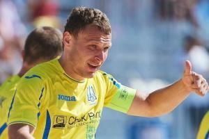 Пляжный футбол: Украина обыграла Азербайджан в отборе Евролиги
