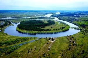 У Чорнобильському заповіднику відкриваються велосипедний і водні маршрути