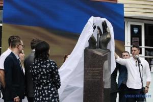 In Kyjiw Denkmal für Ärzte errichtet, die an COVID-19 gestorben sind