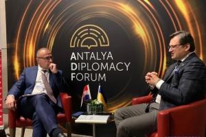 В Анталії почався форум про інноваційну дипломатію за участю делегації з України
