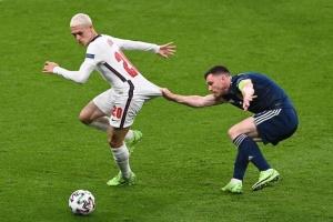 Збірні Англії та Шотландії зіграли внічию в матчі футбольного Євро-2020
