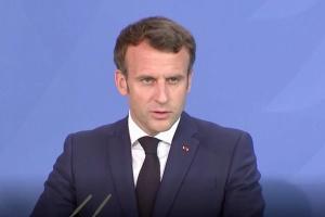 Лідери Євросоюзу обговорять «спільні правила» відносин з Росією - Макрон