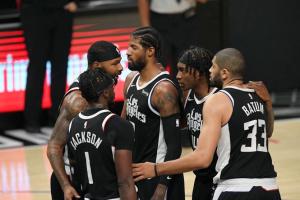 «Кліпперс» виграв серію у «Юти» і вийшов до півфіналу плей-офф НБА