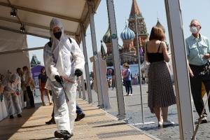 У Росії за два дні різко зросла смертність від коронавірусу