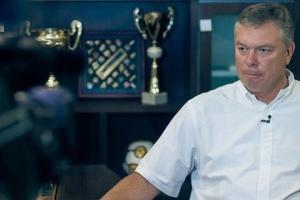 Українець Олександр Волков офіційно увійшов до Залу слави ФІБА