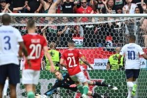 Угорщина зіграла внічию з Францією на футбольному Євро-2020