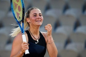 Костюк выиграла квалификацию и выступит в основной сетке турнира WTA в Истбурне