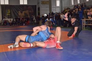 Українець Худжадзе виграв «золото» першості Європи з греко-римської боротьби