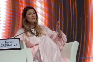 Джапарова: Україна вже має плеяду активних політичних діячок