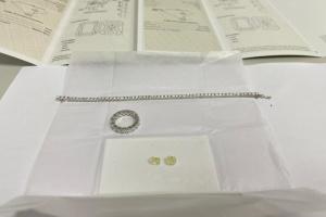 У «Борисполі» прикордонники виявили в іноземця діамантів на мільйон гривень