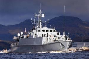 Украина купит у Британии два боевых противоминных корабля - СМИ