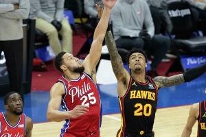 «Атланта» виграла серію у «Філадельфії» і вийшла до півфіналу плей-офф НБА