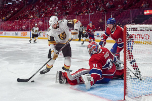 НХЛ: «Вегас» обіграв «Монреаль» і зрівняв рахунок у півфінальній серії Кубка Стенлі