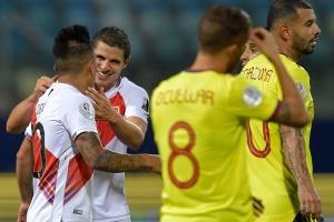Кубок Америки: Колумбия проиграла Перу