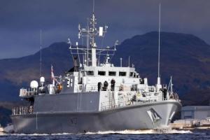 Ukraine kauft zwei britische Minenabwehrschiffe der Klasse Sandown